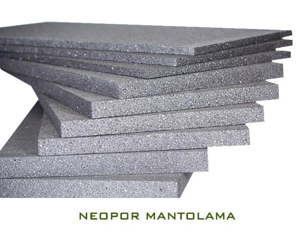 NEOPOR-MANTOLAMA